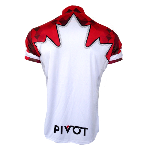 Curling Jersey Custom Sublimated Uniforms By Pivot